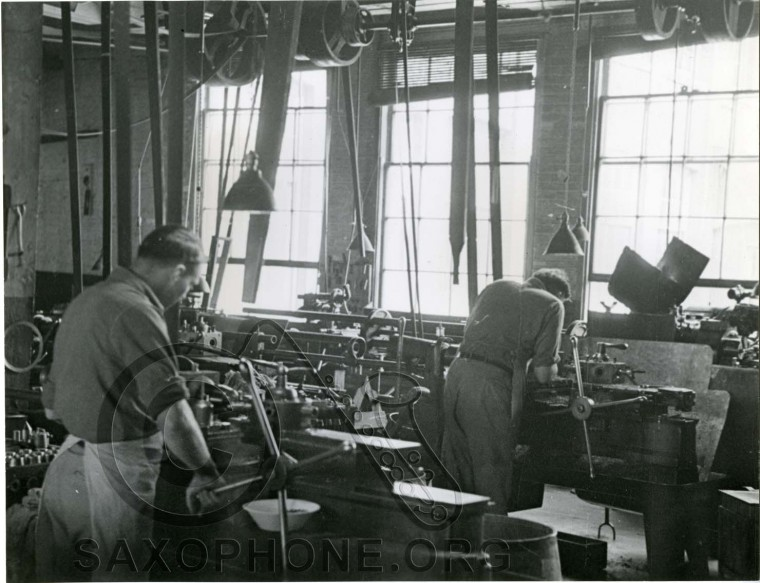 Holton Elkhorn Factory July-August 1940