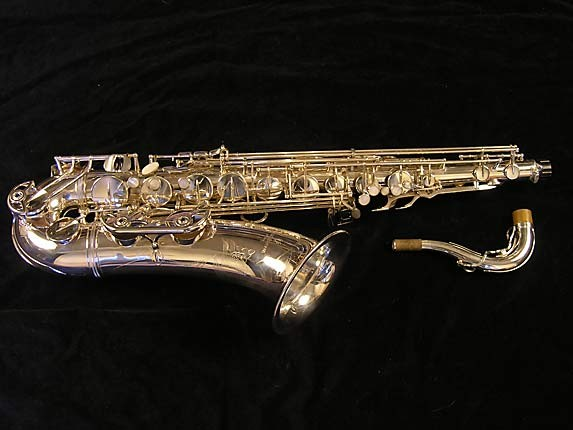 Yanagisawa Silver Plate T-991 Tenor - 00249246 - Photo # 1