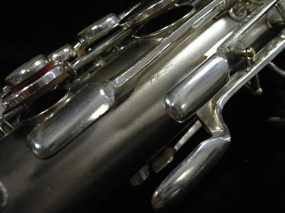 Conn Silver Plate 12M Baritone - 272488 - Photo # 9