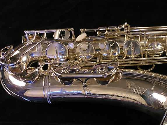 Yanagisawa Silver Plate T-991 Tenor - 00249246 - Photo # 2