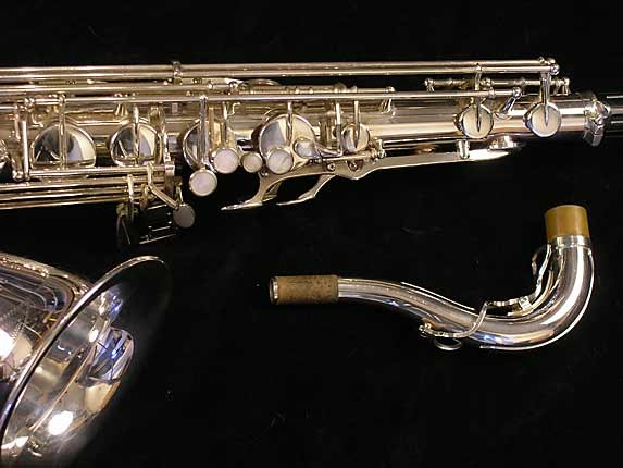 Yanagisawa Silver Plate T-991 Tenor - 00249246 - Photo # 3