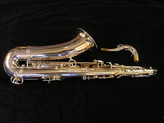 Yanagisawa Silver Plate T-991 Tenor - 00249246 - Photo # 4