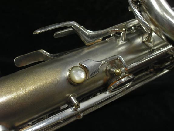 Conn Silver Plate 12M Baritone - 272488 - Photo # 12