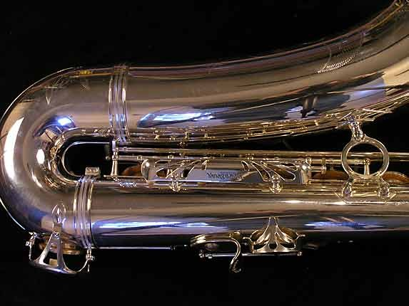 Yanagisawa Silver Plate T-991 Tenor - 00249246 - Photo # 5