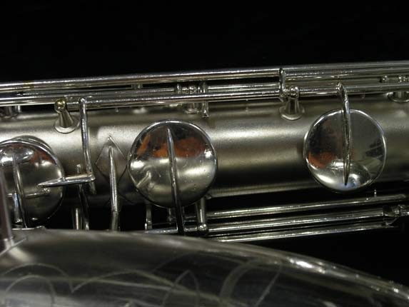 Conn Silver Plate 12M Baritone - 272488 - Photo # 13