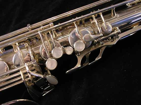 Yanagisawa Silver Plate T-991 Tenor - 00249246 - Photo # 7