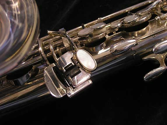 Yanagisawa Silver Plate T-991 Tenor - 00249246 - Photo # 8