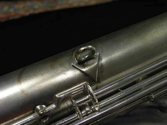 Conn Silver Plate 12M Baritone - 272488 - Photo # 17
