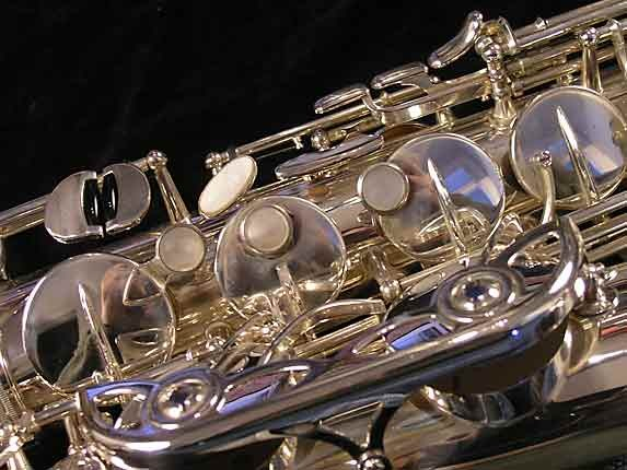 Yanagisawa Silver Plate T-991 Tenor - 00249246 - Photo # 11