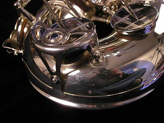 Yanagisawa Silver Plate T-991 Tenor - 00249246 - Photo # 12