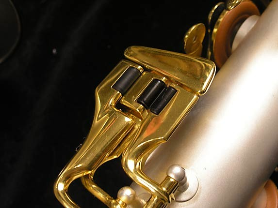 King Custom Silver & Gold Plate Zephyr Baritone - 179421 - Photo # 11