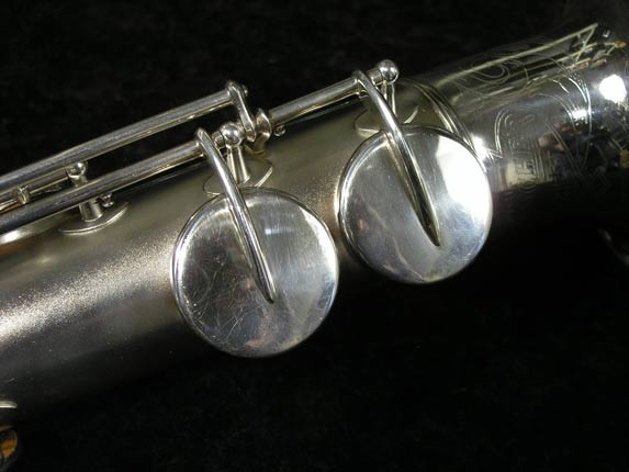 Buescher Silver Tipped Bell True Tone Soprano - 234860 - Photo # 17