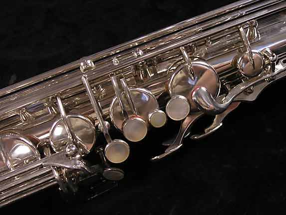 Yamaha Silver Plate Custom YTS-875 - 005658 - Photo # 7