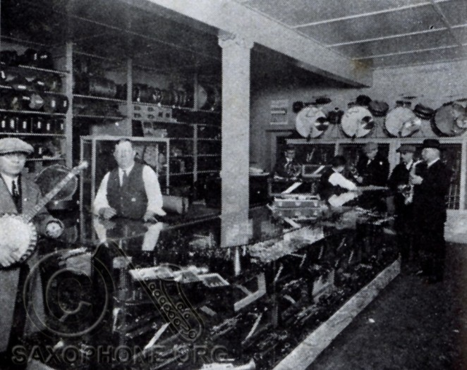 The H.N. White King factory-1924