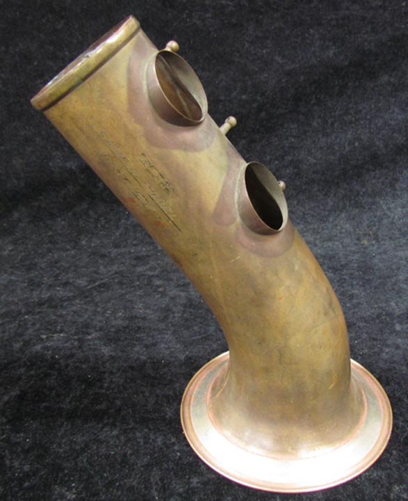 Buescher 400 approved tenor sax sample bell