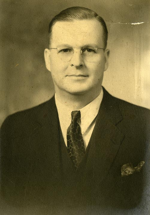 Edward B. Todt - General Superintendent at Buescher from 1929-1944